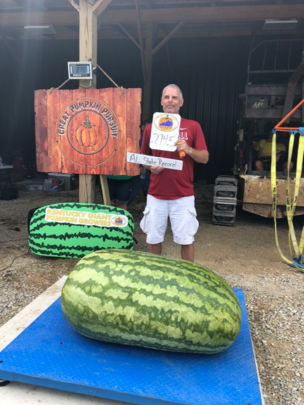 274.5 lb Watermelon