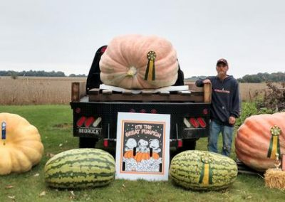Pumpkins & Watermelons!
