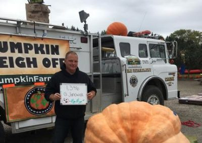 1,346 lb Pumpkin