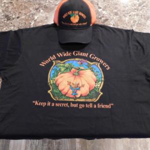 WWGG hat & Shirt