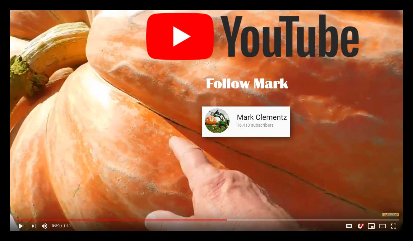 Mark Clementz YouTube Channel Cover